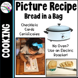 Visual Picture Recipe Bread in a Bag