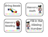 Visual Picture Schedule Kindergarten - Cut out and Post- WOW!
