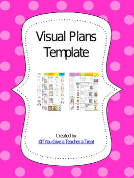 Visual Plans Template