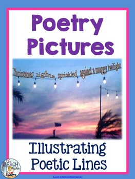 Poetry Pictures and Essay Lesson