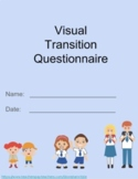 Visual Post-Secondary Questionnaire for IEP Transition