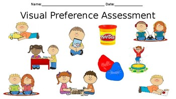 Visual Preference Assessment