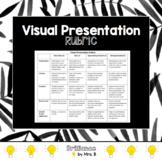 Visual Presentation Rubric (Google Docs or Google Slides)