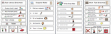 Visual Procedures/Rules Posters for the Special Education/Kindergarten Classroom
