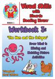 PRE-READING Visual Skills Series 1: Workbook 3 - Draw Miss