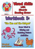 PRE-READING Visual Skills Series 1: Workbook 3 - Draw Miss