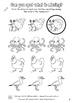Visual Skills Series 1 Workbook 3: Draw Missing Parts & Ma
