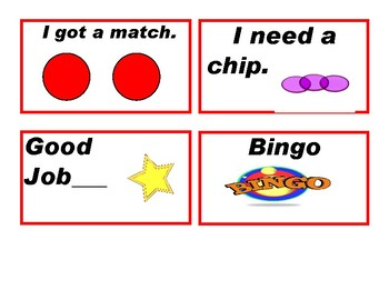 Autism picture prompt cards