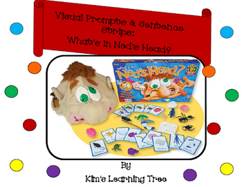 Visual Prompts and Sentence Strips: What's In Ned's Head?