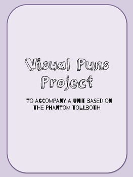 The Phantom Tollbooth- Visual Puns Project