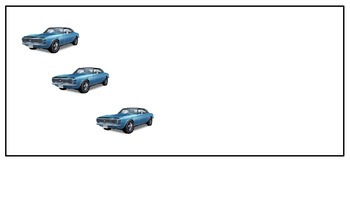 Quantity Identification with Cars (1-10)