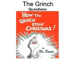 "Visual Question Book To go with the story ""How the Grinch"
