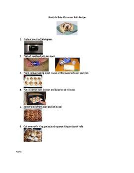 Visual Recipe Collection 1