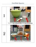 Visual Recipe: Cornflake Squares