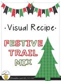 Visual Recipe: Festive Trail Mix