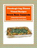 Visual Recipe: Green Bean Casserole