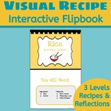 Visual Recipe Interactive Cooking Lesson: Rice