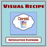 Visual Recipe Interactive Lesson: Cereal