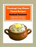 Visual Recipe: Mashed Potatoes
