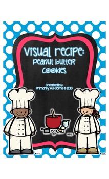 Visual Recipe: Peanut Butter Cookies