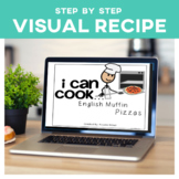 Special Education Visual Recipe: Pizza