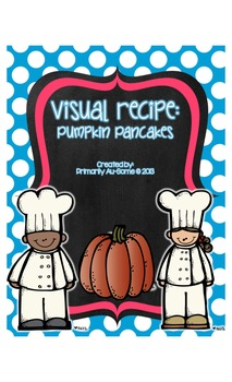 Visual Recipe: Pumpkin Pancakes