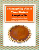 Visual Recipe: Pumpkin Pie