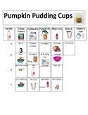 Visual Recipe Pumpkin Pie Cups