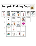 Visual Recipe Pumpkin Pie Cups