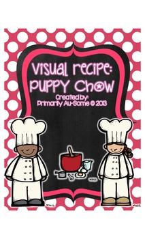 Visual Recipe: Puppy Chow