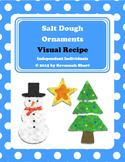 Visual Recipe: Salt Dough Christmas Ornaments
