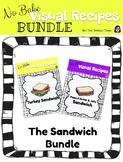 No Bake Visual Recipe Sandwich Bundle