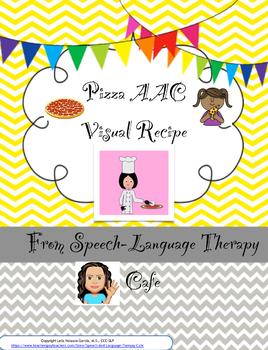 Visual Recipe Series-Pizza