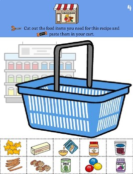 Visual Recipe for Chex Mix