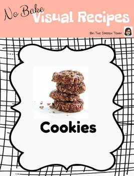 Visual Recipe for No Bake Cookies