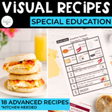Visual Recipes: Advanced Cooking
