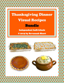 Visual Recipes: Thanksgiving Dinner Bundle