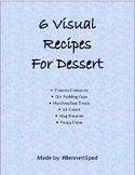 Visual Recipes for Dessert