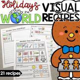 Visual Recipes for Holidays Around the World | Christmas Holiday Recipes
