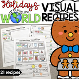 Visual Recipes for Holidays Around the World | Christmas H