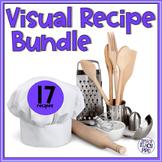 Visual Recipes for Special Needs Bundle