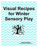 Visual Recipes for Winter Sensory Play