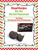 Visual Recipes for the Autism Classroom - No Bake Christma