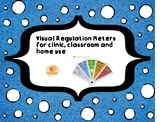 Visual Regulation Meters for Volume Control, Fluency, Emotions & Personal space