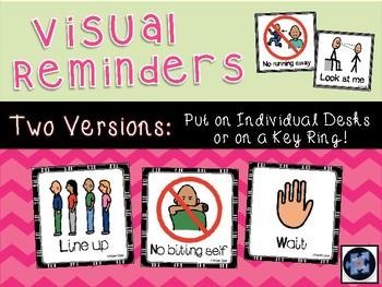Visual Reminders
