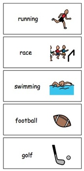 Visual Resources for Gym Class