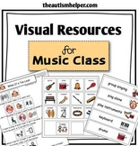 Visual Resources for Music Class
