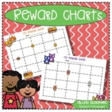 Visual Reward and Incentive Sticker Charts for Behaviour Management
