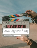 Visual Rhetoric Film Analysis Essay Prompt with Practice and Sample Essay