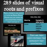Visual Roots and Prefixes Part #1